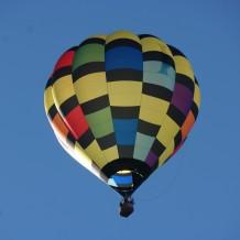 Aktion Ballonfahrt Klassik