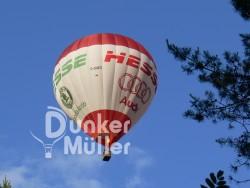 Ballonfahrt Bremervörde