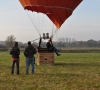 Einstieg in den Ballon