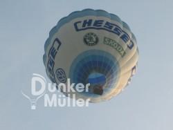 Ballonfahrt Bremerhaven