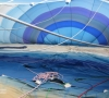 Aufbau des Ballons