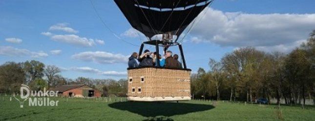 Erlebnis Ballonfahrt in der Nähe