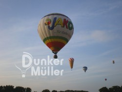 heissluftballon Ballonfahrt Lamstedt