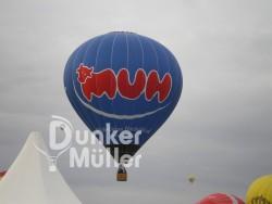 Heißluftballonfahren Twistringen