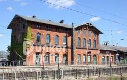 Ballonfahrt Scheeßel Bahnhof
