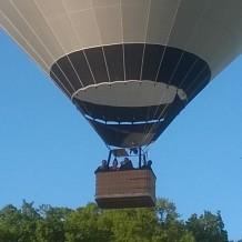 Gruppen Ballonfahrt