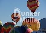 Ballonfahrt Flugplatz