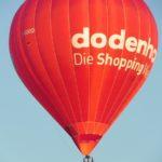 Dodenhof Heißluftballon