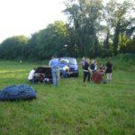 Heißluftballon für Ihre Gruppe
