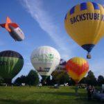Gruppen Ballonfahrt Gemeinsam mehr erleben