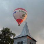 Heißluftballon Gutschein über Bremen