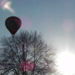 Heißluftballon Gutschein