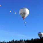Heißluftballon Gutschein ab Verden