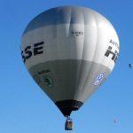 Heißluftballon Hansestadt Stade, Buxtehude und das Alte Land