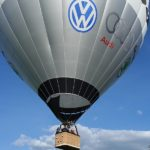 Hesse Autohaus Heißluftballon
