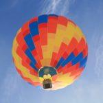 Niedersachsen Heißluftballon