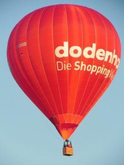 Heißluftballonreisen Bremen Niedersachsen