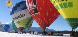 Ballonfahrt Alpenfahrt Alpenüberquerung Bad Kohlgrub Oberammergau Füssen