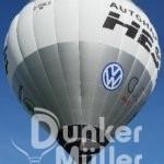 Geschwindigkeit Heißluftballon Bremen Hesse Ballon Ballonfahrt