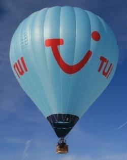 Heißluftballon Romantik Reisebeschreibung