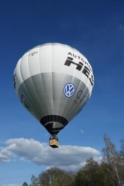 Heißluftballon Bremervörde