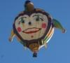 Ballonfahrt Gutschein Clown Narren Spassvogel