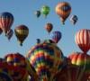 Wertgutschein verschenken Heißluftballon