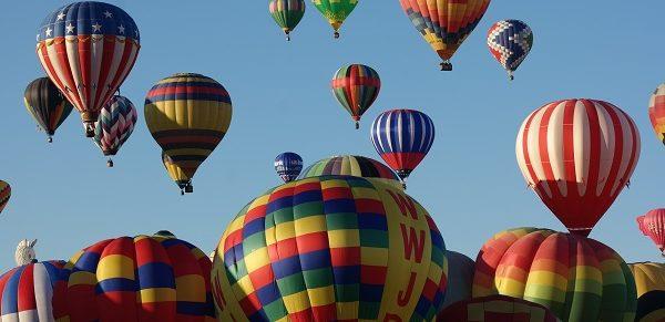 Ballonfahrt Gutscheine