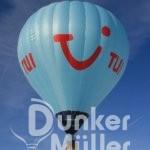 Heißluftballonfahrt Geschengutschein